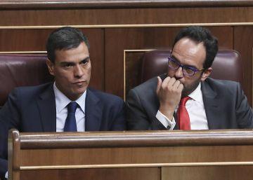 PSOE y Podemos deducen que 10 nacionalistas votaron al PP