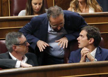 Ciudadanos votará en contra de Rajoy si alcanza un pacto con los nacionalistas