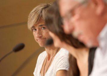 Pilar Zabala, candidata de la dirección de Podemos a lehendakari