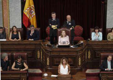 El PSOE impulsa en el Congreso la derogación de las leyes del PP