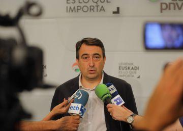 El PNV reitera que votó en blanco y no apoyará a Rajoy