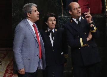 La Mesa se inclina por permitir que Convergència tenga grupo parlamentario