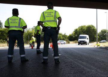 Cazado en Santiago un taxista drogado conduciendo de forma temeraria
