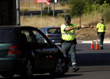 Tráfico prevé 5,7 millones de desplazamientos por la fiesta de Santiago