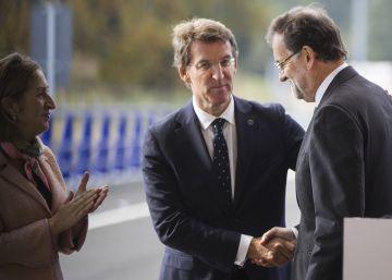 """Feijóo pide pactos """"útiles"""" con nacionalistas para investir a Rajoy"""