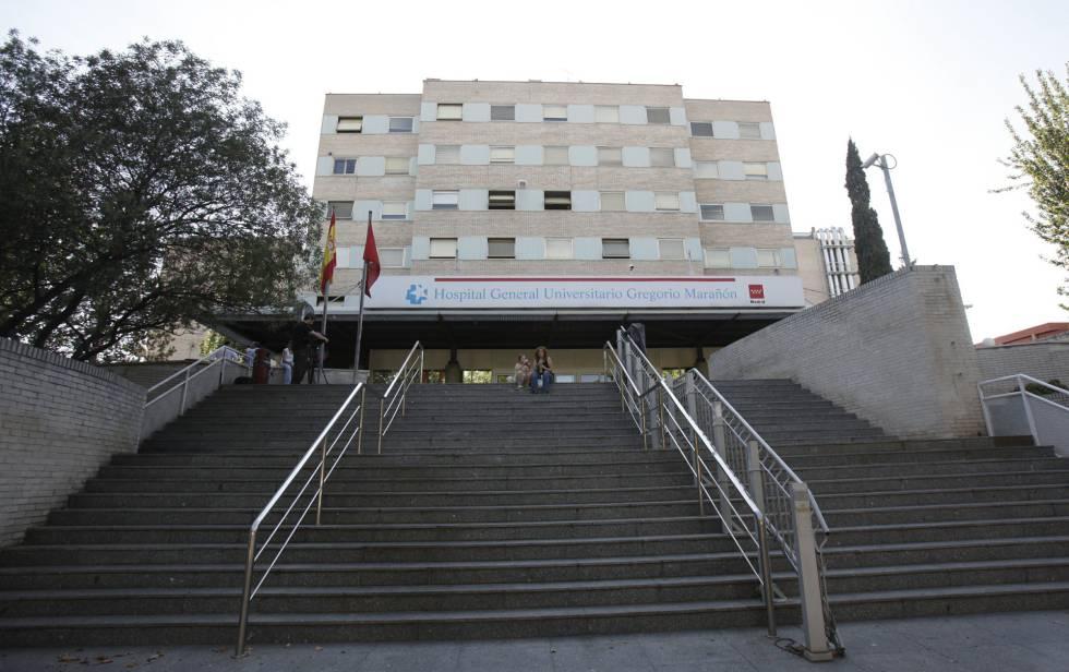 Imagen del hospital Gregorio Marañón.