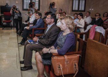 María Antonia Munar en prisión: misa, inglés y cinco tallas menos