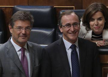 """El PP pide a Ciudadanos que deje de """"encasillarse"""" y pase de la abstención al sí"""