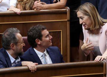 Ciudadanos responsabiliza al PSOE de que se vuelvan a repetir elecciones