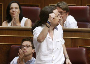 En Comú Podem renuncia a pedir grupo en el Congreso