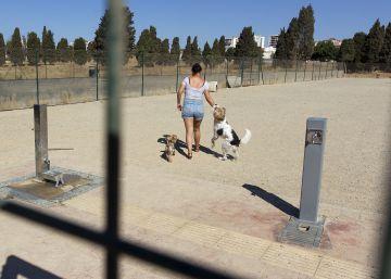 Polémica por un parque canino sobre una antigua fosa