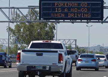 Un conductor de autobús, investigado por jugar a 'Pokémon Go'