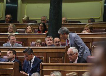 Convergència depende del PP y el PSOE para tener grupo propio en el Congreso