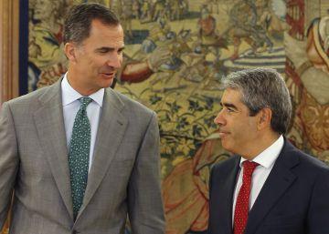 Las consultas con el Rey constatan la soledad de Rajoy en la investidura
