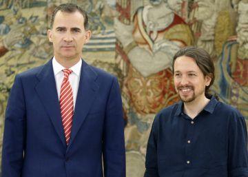 """Iglesias se """"abre"""" a un Gobierno de coalición, pero ve """"resistencia"""" en el PSOE"""