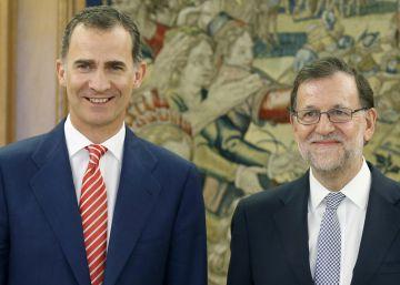 Mariano Rajoy acepta la investidura sin aclarar si se someterá a votación