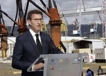 Feijóo carga contra Rivera por proponer al Rey un Ejecutivo sin Rajoy