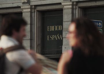 Expectativas a la sombra del Edificio España