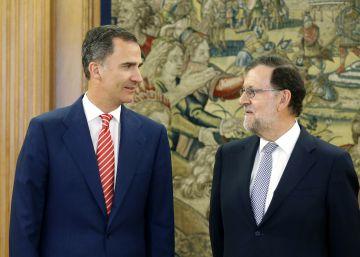¿Puede Rajoy no presentarse? Esto es lo que dice la Constitución y el reglamento del Congreso