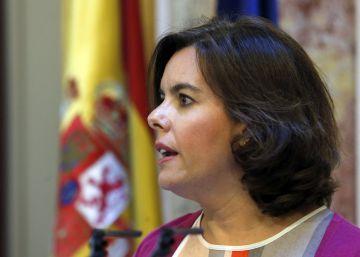 """Santamaría: """"No es el momento de pedir debates sino de formar Gobierno"""""""