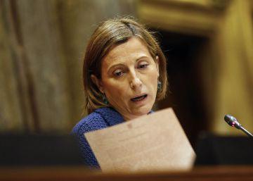 El Gobierno pide al Constitucional que abra la vía penal ante el desafío catalán