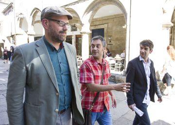 En Marea se convierte en partido para las gallegas pero sin Podemos