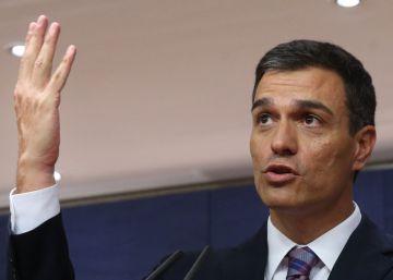 El PSOE no negociará con el PP los 125 puntos que Rajoy encuentra en común