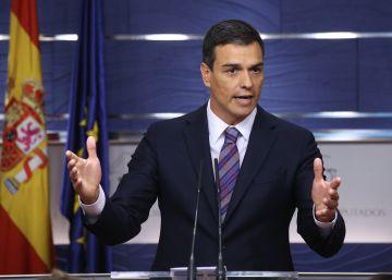 Sánchez forzará a Rajoy a que diga si se presentará a la investidura y en qué fecha