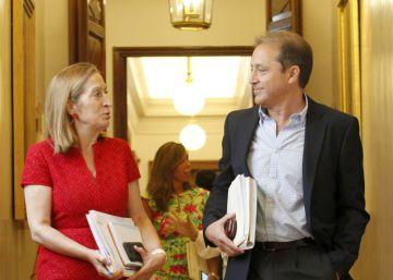 Convergència se queda sin grupo en el Congreso tras el desafío del Parlament