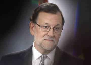 Rajoy ofrece negociar 125 puntos del pacto firmado entre el PSOE y Ciudadanos