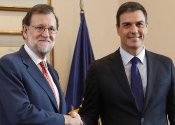 """Rajoy: """"Si Sánchez se mantiene en el no, volveremos a repetir las elecciones"""""""