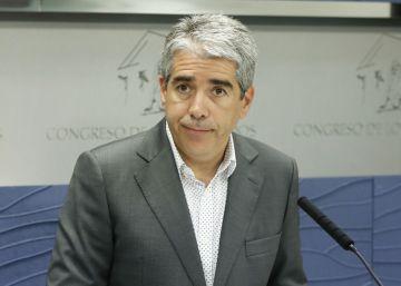 Homs atribuye la decisión del Congreso a la votación del Parlamento catalán