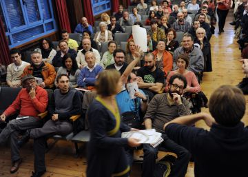 Un círculo de Podemos expulsa a cuatro miembros acusados de acoso
