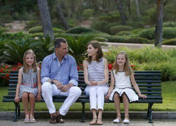 """Felipe VI: """"No hace falta entrar en temas políticos, ya veréis cómo va"""""""