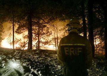 Experiencia del fuego