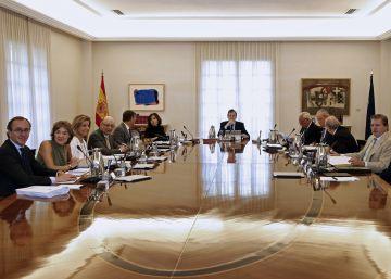 Rajoy, récord de Gobierno en funciones y con menos ministros