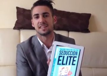 El Youtuber machista Álvaro Reyes denuncia a la promotora del cierre de su canal