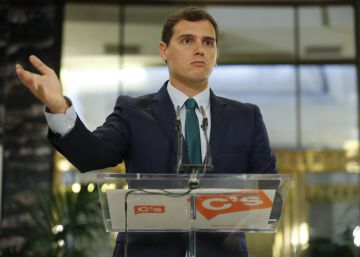 Rivera pone seis condiciones al PP para negociar el 'sí' a la investidura de Rajoy