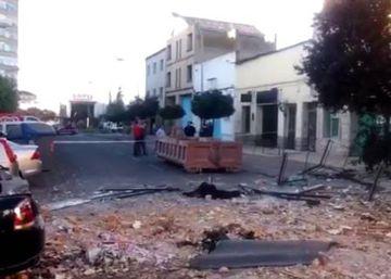 Una explosión de gas causa un muerto en Tudela