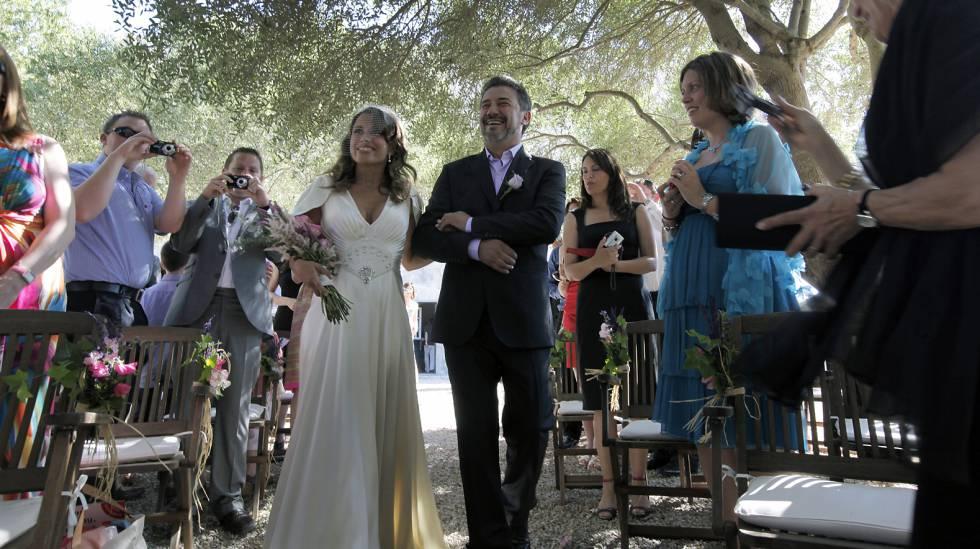 Una boda en Menorca.