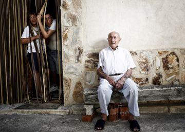 Pueblo envejecido busca talento
