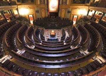 El número de diputadas aumenta al ritmo de una parlamentaria por año