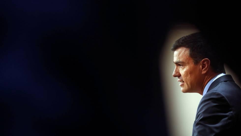 El líder socialista, Pedro Sánchez, el pasado 2 de agosto.