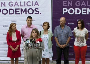 En Marea y Podemos salvan ''in extremis' el diálogo para cerrar un acuerdo