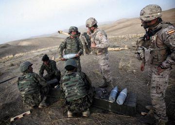 La crisis económica vacía el Ejército de inmigrantes