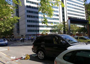 Un hombre dispara a su exmujer e intenta suicidarse en Zaragoza
