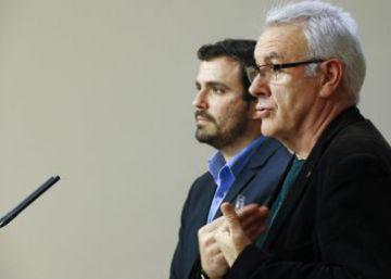IU incluyó en su contabilidad electoral 1,5 millones de sus coaliciones locales