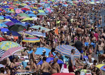 Migración turística en ferragosto