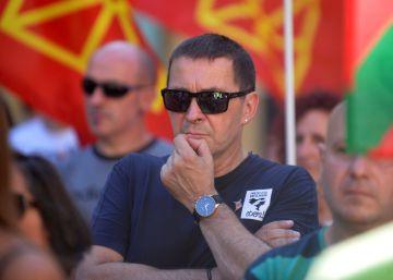 """El Gobierno vasco teme que el caso de Otegi """"eclipse"""" la campaña"""