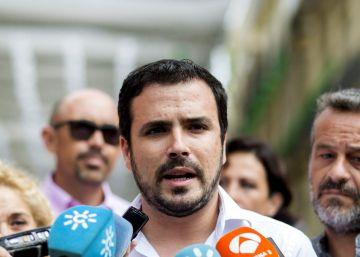 """Garzón pregunta al Gobierno por la """"exaltación de la guerra"""" del Ejército en Twitter"""
